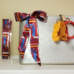 Accessories - Purse twilly scarf set